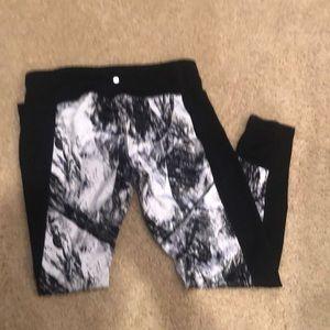 Reflex Pants - Marble Leggings